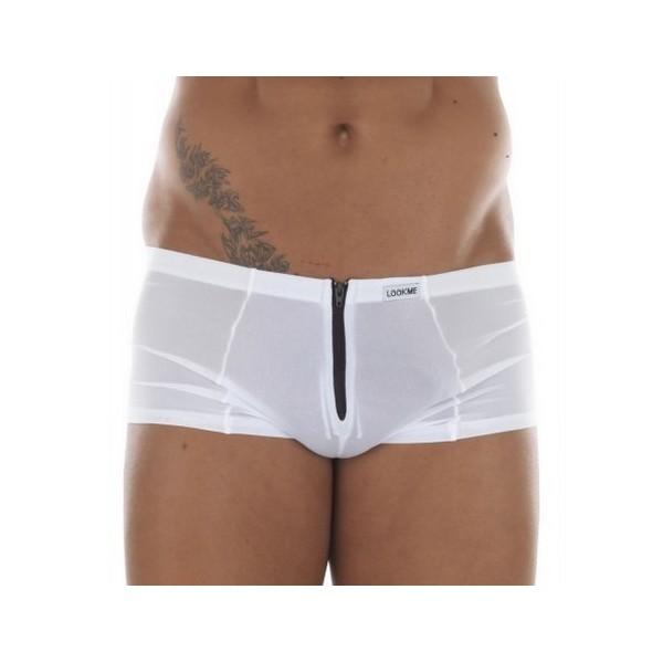 WIZ Mini Boxer Blanc Look Me