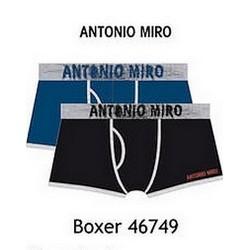 Boxer BAJO RAYAJO Bleu ES...