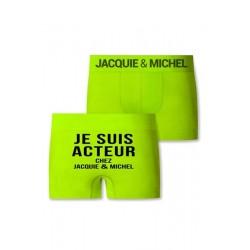 Boxer Microfibre Acteur 13230 ES Jacquie et Michel