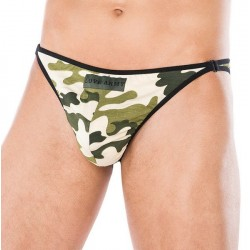 String MC/9084 Camouflage Andalea Men's