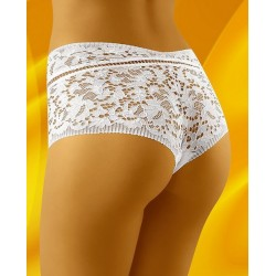 SIVA shorty Blanc WolBar