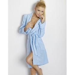 LENA Robe de chambre DKaren bleue