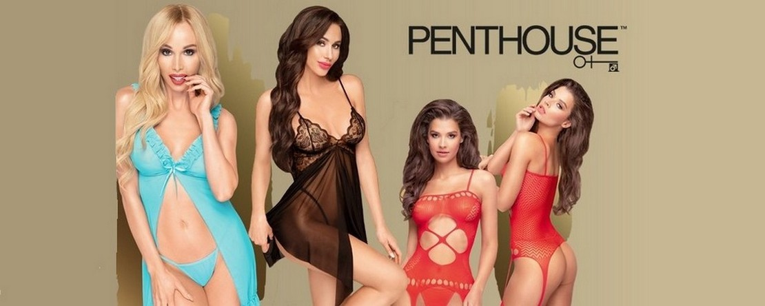 Collection Lingerie Sexy Penthouse